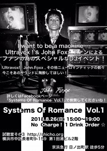 「Systems of Romance vol.1」
